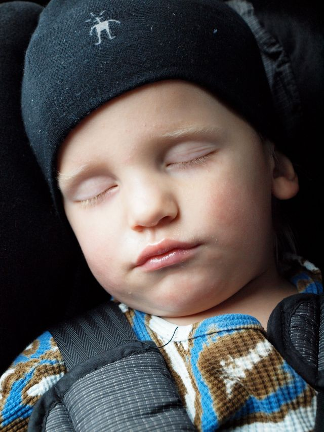 Shhhh.... Baby Sleeping